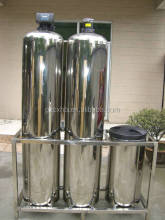 Guangzhou manufacturer fleck water softeners for water treatment plant