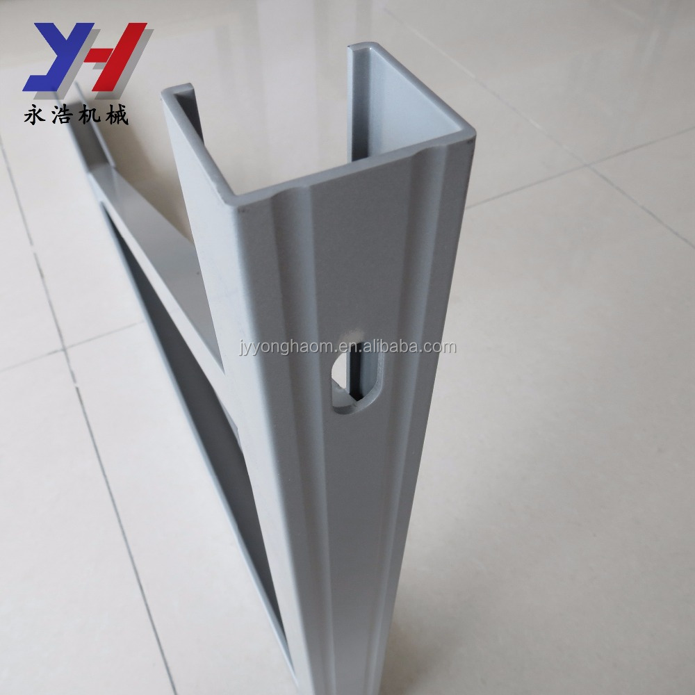High quality oem aluminum profile Air conditioner backet