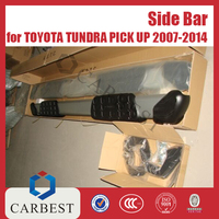 High Quality Aluminum Side Bar for TOYOTA TUNDRA PICK UP 2007-2014