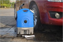Portable pressure washer for self-driving tour, outdoor camping shower