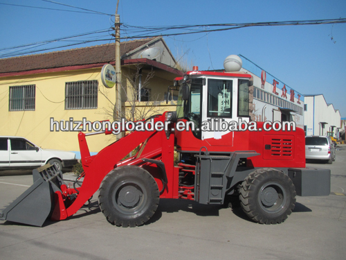 2ton wheel loader zl20 used machine with ce