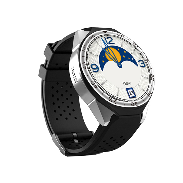S99C <strong>GSM</strong> 3G Quad Core Android 5.1 Smart Watch With 5.0 MP Camera GPS WiFi Bluetooth V4.0 Pedometer