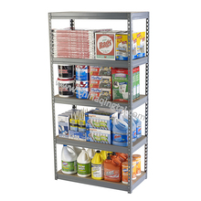 Heavy duty metal hair color display rack