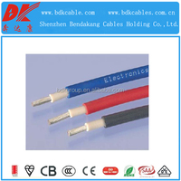 Electrical Cables solar cable 6mm2 for Solar System 2.5/4/6mm2 (10/12/14AWG)