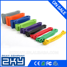 Natural Latex Pull Up Physio Resistance Bands Fitness Cross Fit Loop Body bulding Yoga Exercise Fitness Equipment