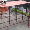 Multi-function Steel Pipe Scaffolding System(New Product of 21 Century, Factory in Guangzhou)
