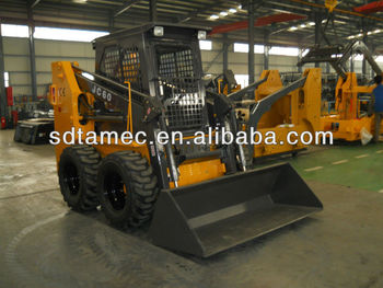JC60 cat loader,china bobcat,engine power 60hp,loading capacity 850kg