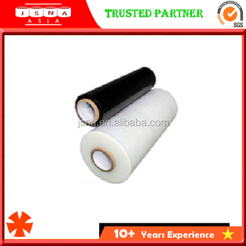 low price hand roll ldpe wrap stretch film for packing