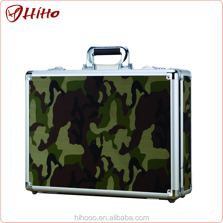 Professional Locking Custom-made Aluminum Military Tool Box