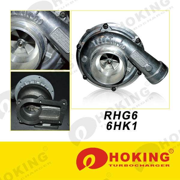 made in china Cheap goods for 72109715 6HK1T RHG6-110003Q35NHBRL543CA turbocharger