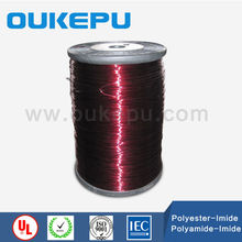 OEM 0.10mm Rectangular Enamelled Copper Wire of Bottom Price