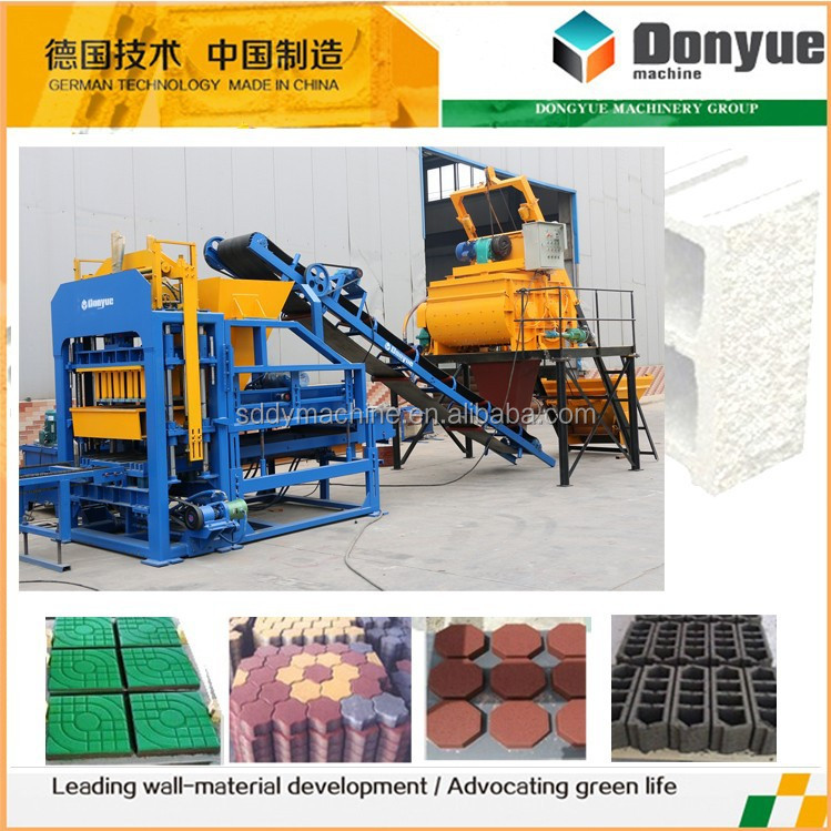 papua new guinea products interlocking brick block making machine hs code