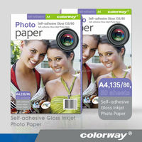 inkjet glossy photo paper 180g cast coated