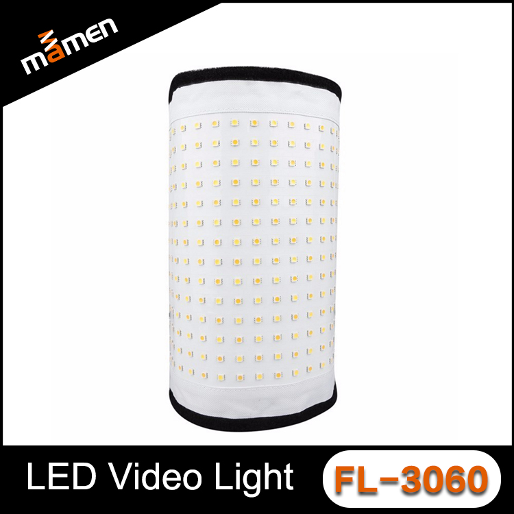 Factory Shooting Flexible LED Video Light Flexible Light For Studio Photographic Film Shooting Led Light
