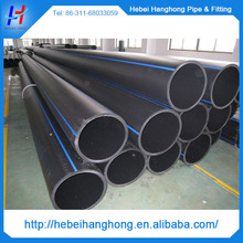 5.8m hdpe pipe standard length, hdpe drainage pipe