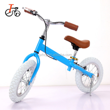 Hebei kids bicycle factory cheap childrens kids balance bike/ self balance bike
