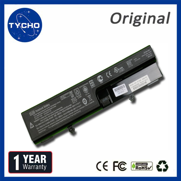 Original Genuine Laptop Battery 6530S For HP 6531S 6520S 451545-261 HSTNN-DB51 HSTNN-OB51 Notebook Battery