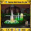 Round Shape Simple Fountain Design Different