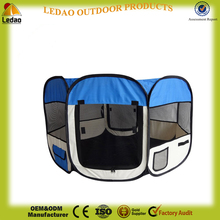 Best Selling Outdoor Pet Playpen Foldable Portable Dog Cat Puppy Exercise Kennel For Small Medium Large Indoor Pen Tent