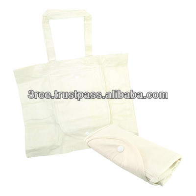 Bamboo Fibers Foldable Shopping Bag
