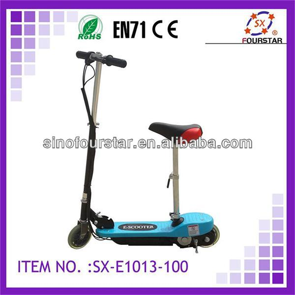 2013 best selling CE approved child Electric scooter