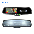 4.3 inch AUTO DIMMING rear view mirror Auto Brightness Adjustment