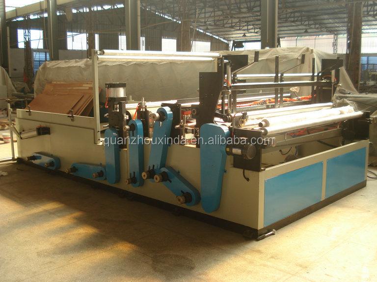 perforated paper machine