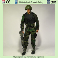 big soldier action figure, plastic action figure for collection, custom pvc action figure