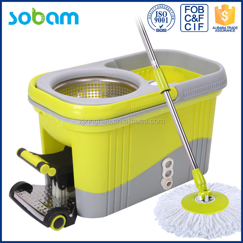 Sobam High quality newest spin mop clever housekeeping equipment
