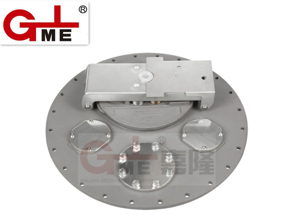 Stainless Steel Full Opening Manhole Cover