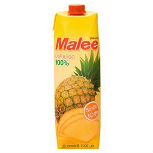 Fruit Juice Malee Pineapple Juice