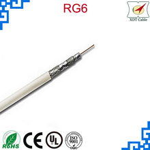 Low loss RG6 RG62 coaxial cable price