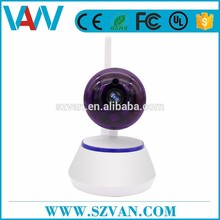 Top 3 factory!factory hot sales wifi ip camera with i o alarm port for home use