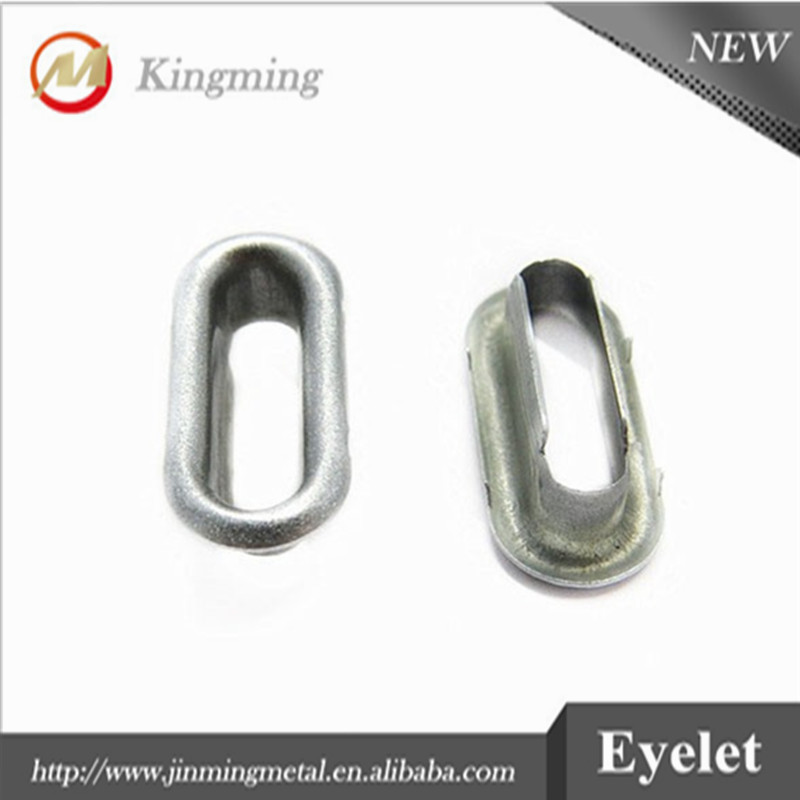 Wholesale Metal Oval Brass Eyelets And Gormmets For Canvas Shoes