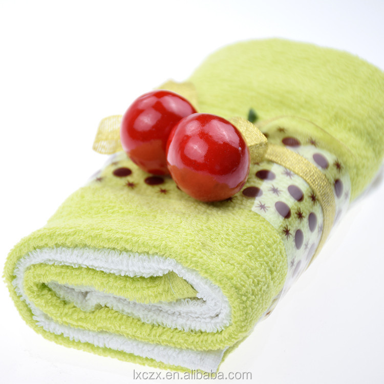 Swiss Roll Cheap Mini Wedding Gift Cake Towel