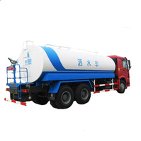 Professional Manufacturer SIONTRUK HOWO 6X4 20000 Liter Water Tank Truck