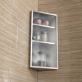 Eo-friendly and high quality kitchen corner storage cabinet 7061