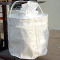 500kg 1000kg food grade Baffle storage pp jumbo bag for maiz grains