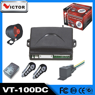 Professional factory With Remote Engine Start pke car alarm system