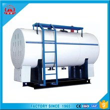CE ISO Lower Price Fire Tube gas fired steam boiler/industrial oil fired boiler