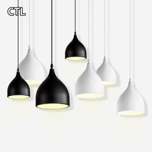 Italy new design minimalist pendant lamp restaurant bacony bedroom modern ceiling pendant light 2017