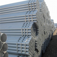 galvanized seamless steel pipe GI pipe hot-rolled factory price