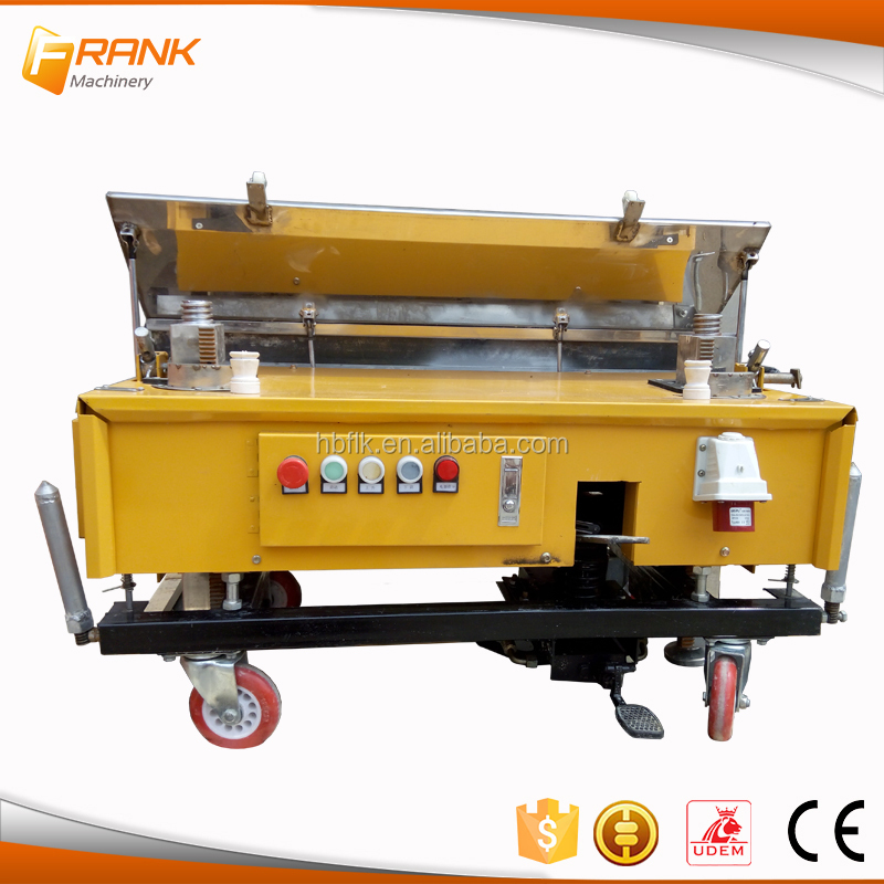 Factory machines spray mortar machine/rendering tools and equipment