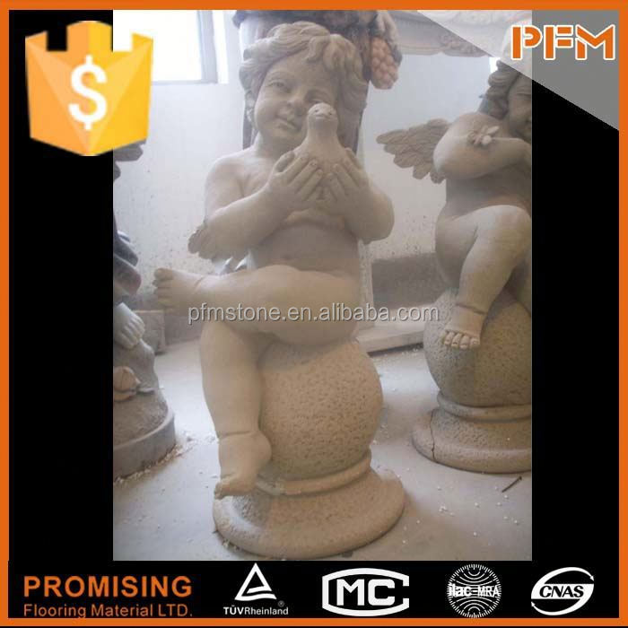 Hot sale good quality eagle stone art sculpture