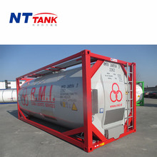 24000L shipping food grade transport milk transport iso tank for sale