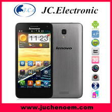 "Original Lenovo S660 mobile phone 4.7"" IPS QHD MTK 6582 1.3GHz 1GB RAM 8GB Android 4.2 WCDMA Dual Sim GPS 8.0MP Camera"