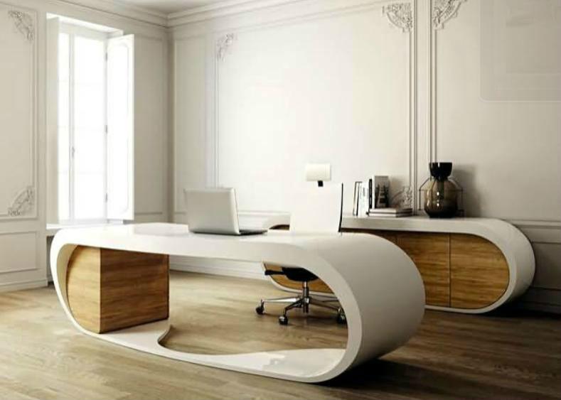 Moderne table mobilier de bureau design de la table de patron prix