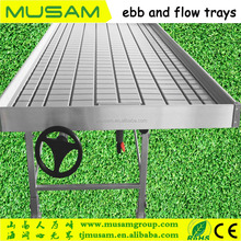 Hydroponic System Ebb and flow Tables length customized(hand wheel )