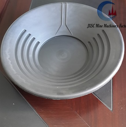 High quality river gold washing pan