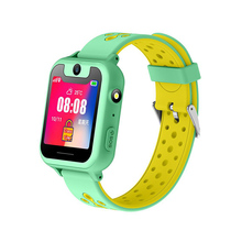 2018 kids gps tracker smart watch anti lost and hand free for android